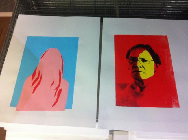 Warhol-droogrek
