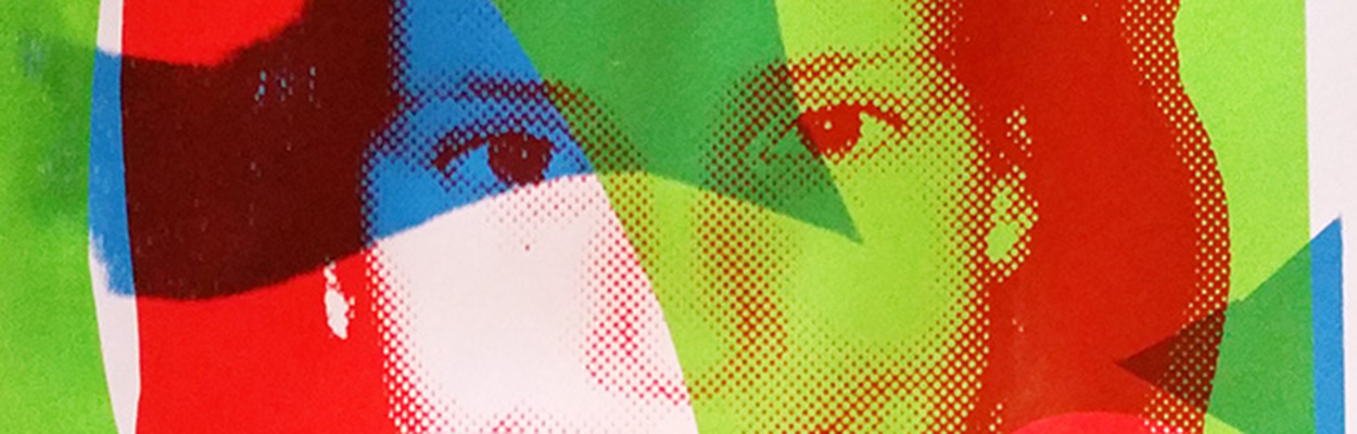 Warhol foto zeefdruk workshop