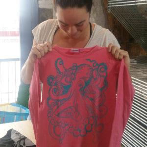 T-shirt van Anita