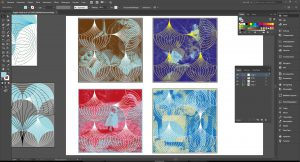 ontwerpen voor zeefdruk